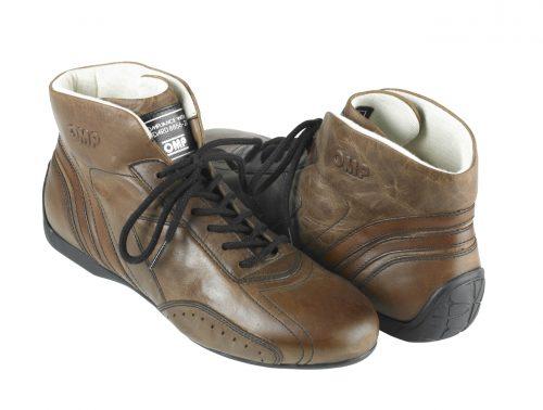 OMP Carrera Low Boot Brown-0