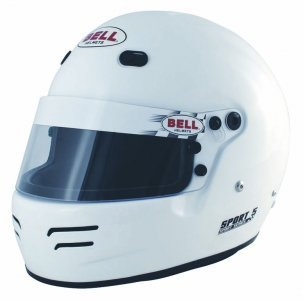 Bell Sport 5 Race Helmet -0