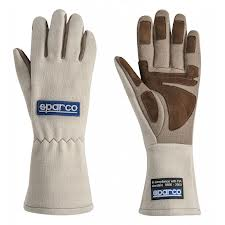Sparco Vintage Race Gloves -0