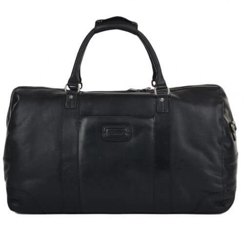 Francis Leather Holdall-0