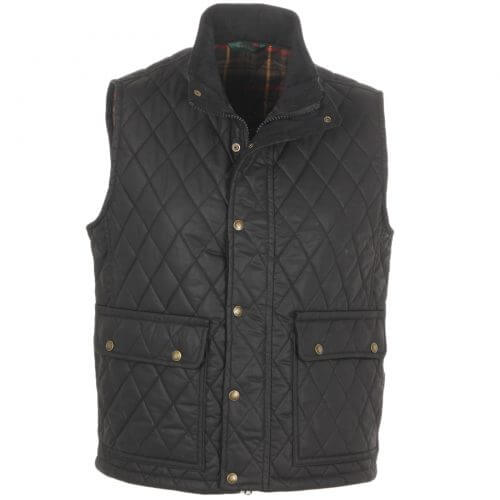 Kensington Quilted Gilet-0