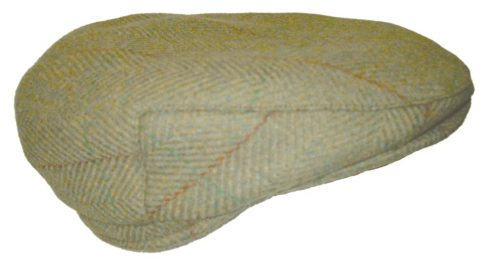 Lanark Tweed Cap Green-0