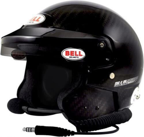 Bell Mag-9 Rally Carbon-0