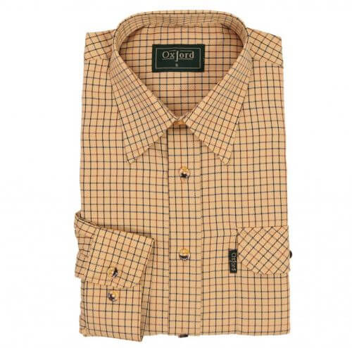 York Check Shirt-0