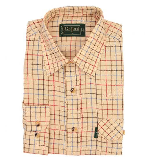 Rutland Check Shirt-0