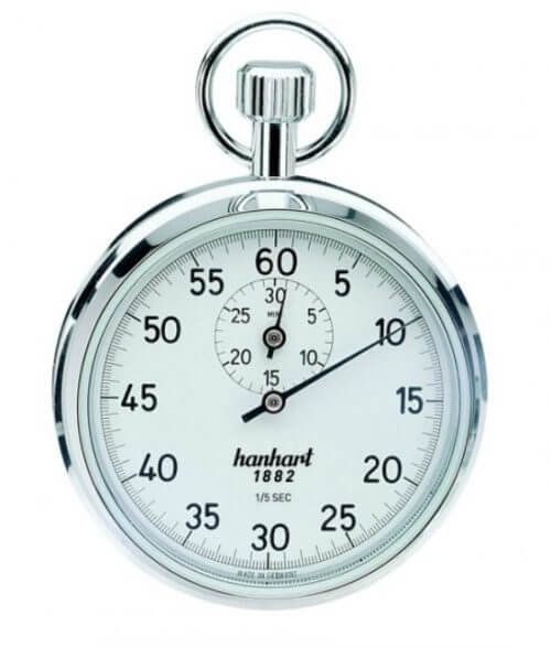 Crown Stopwatch Robust-0