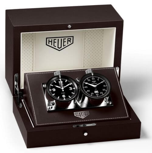 Tag Heuer Rally-Master Dashboard Timer-0