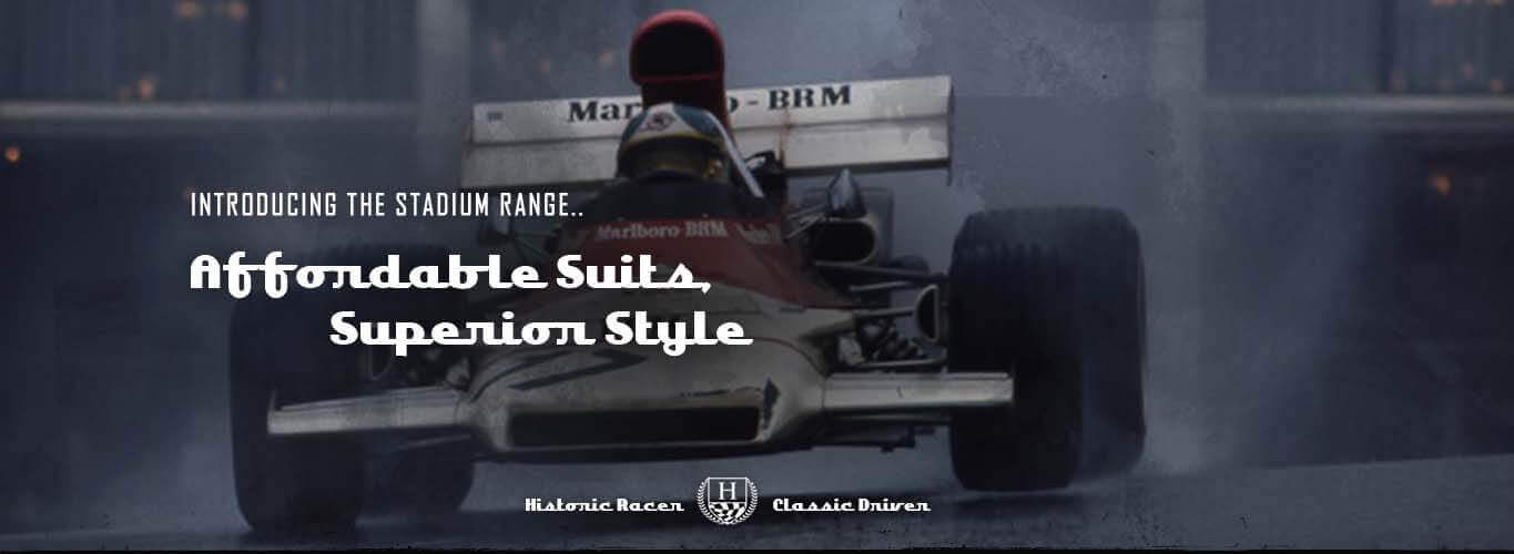 Affordable racewear and race suits
