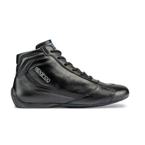 black race shoes