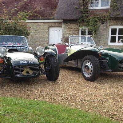 Historica vintage race cars